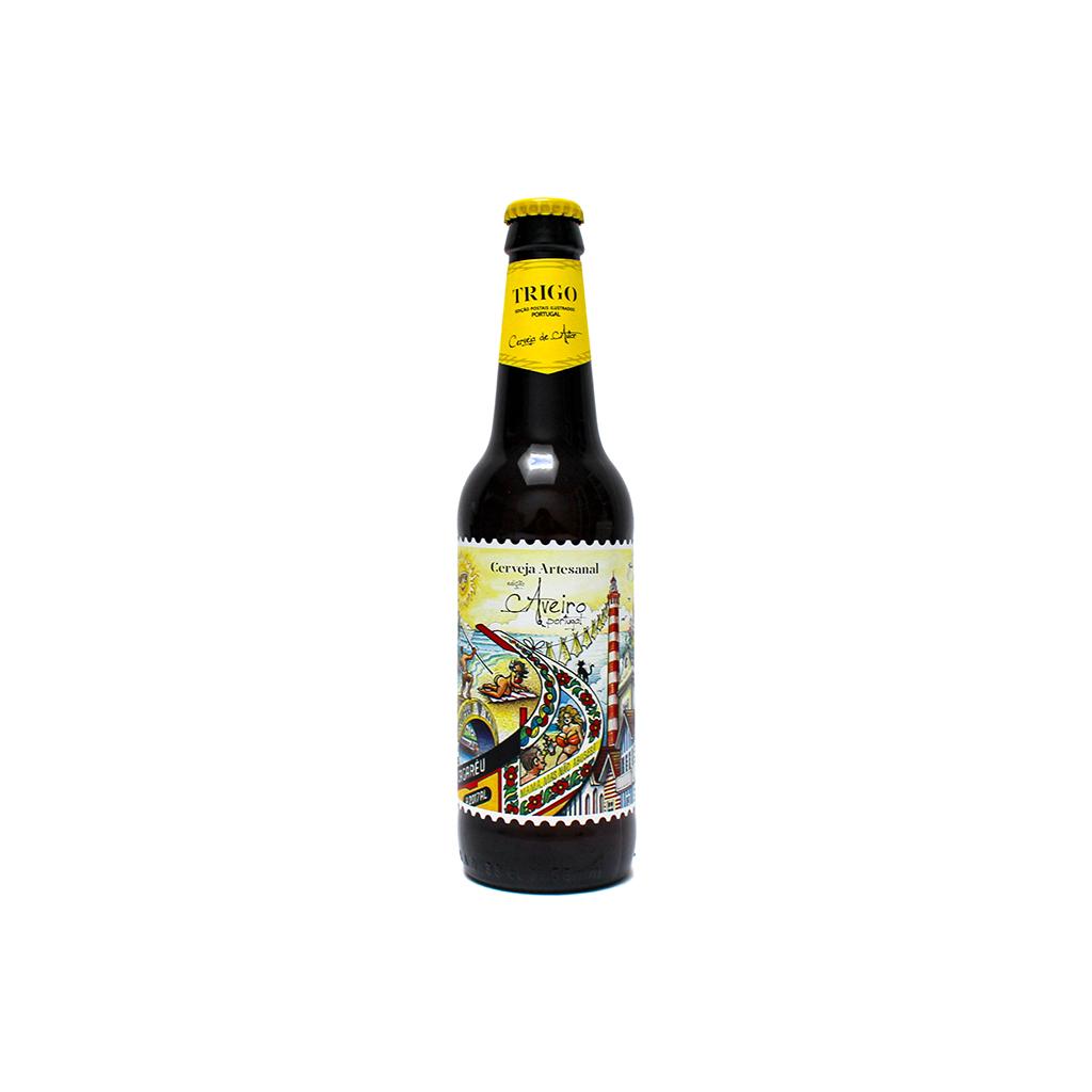 Cinco Chagas - Cerveja Artesanal da Bairrada TRIGO
