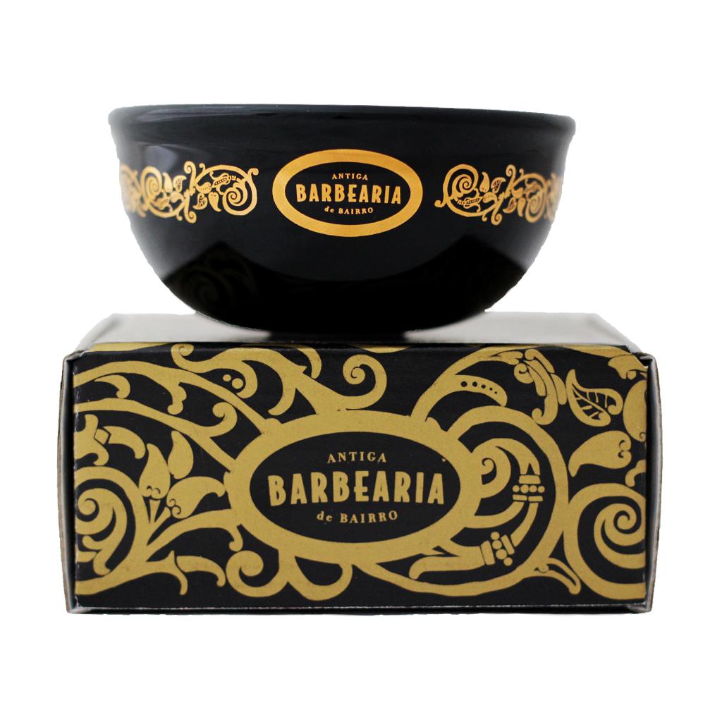 Antiga Barbearia do Bairro - Taça de Barbear Black & Gold