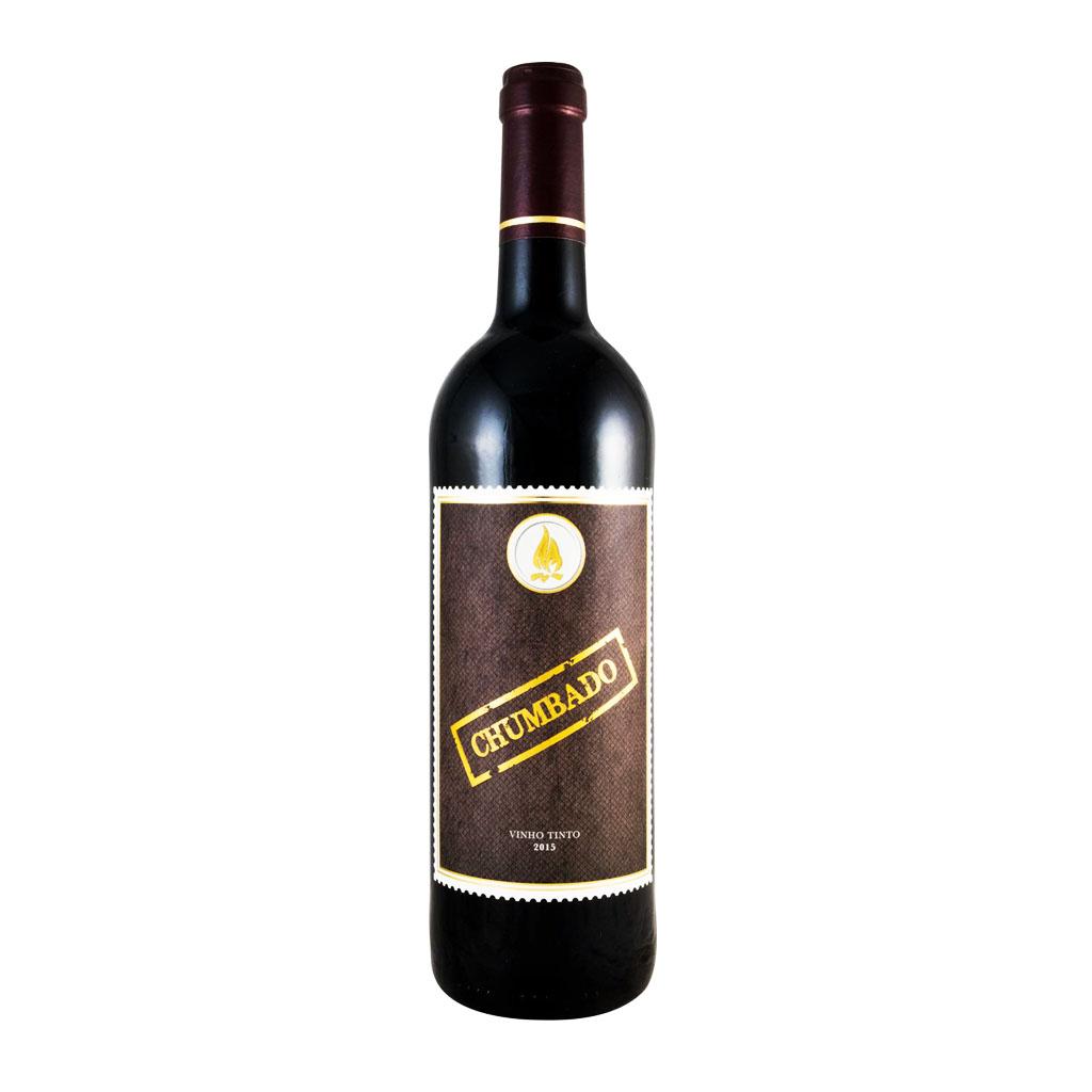 Quinta das Bágeiras - Vinho Tinto Chumbado 2015