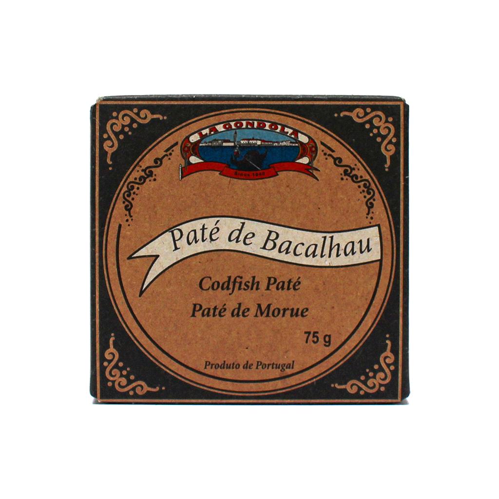 La Gondola - Paté de Bacalhau