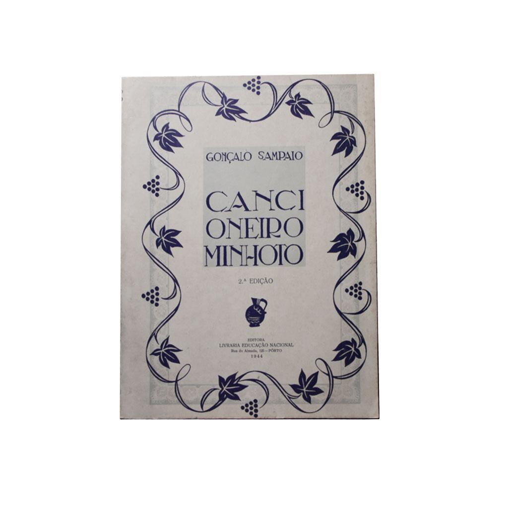 Livraria Educação Nacional - Cancioneiro Minhoto