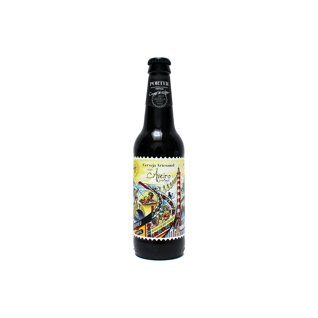 Cinco Chagas - Cerveja Artesanal da Bairrada PORTER