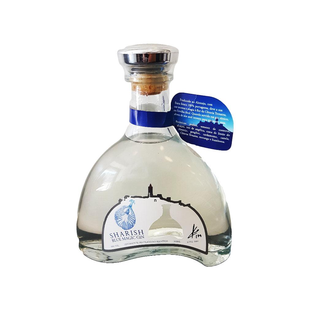 Sharish - Gin Blue Magic