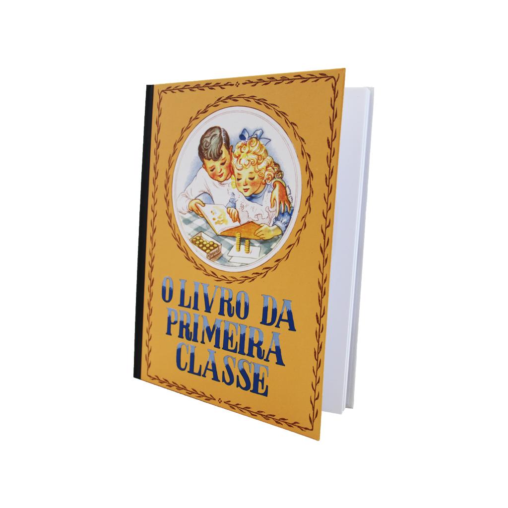 Editora Educação Nacional - O Livro da Primeira Classe