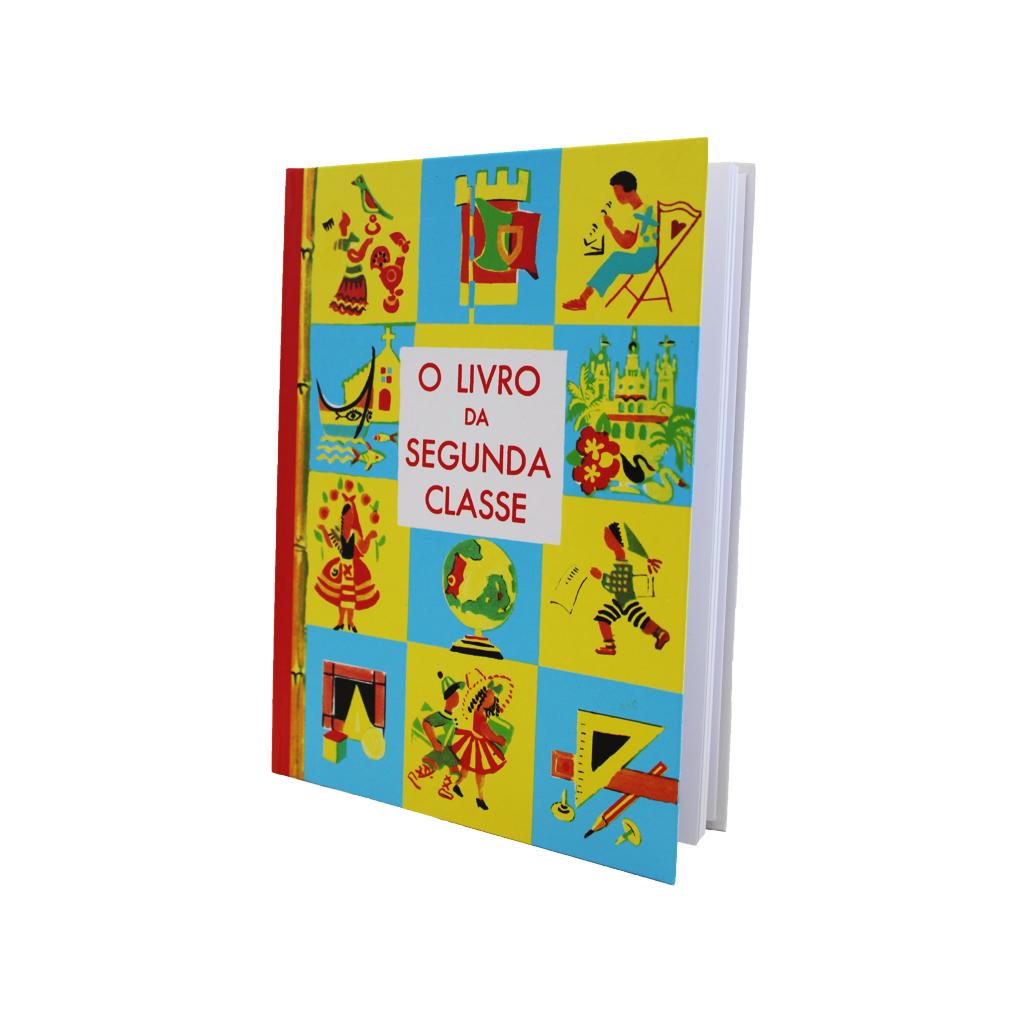 Editora Educação Nacional - O Livro da Segunda Classe