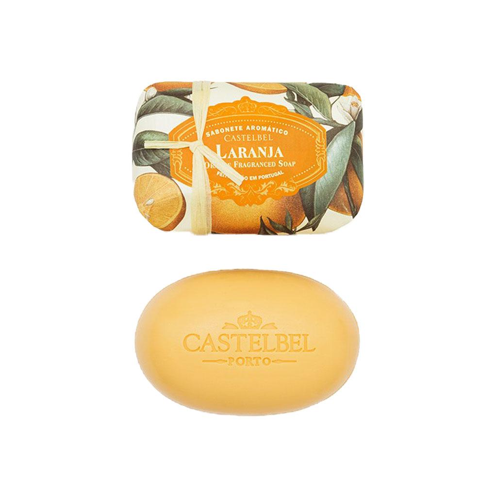 Castelbel - Sabonete Aromático Laranja 150g