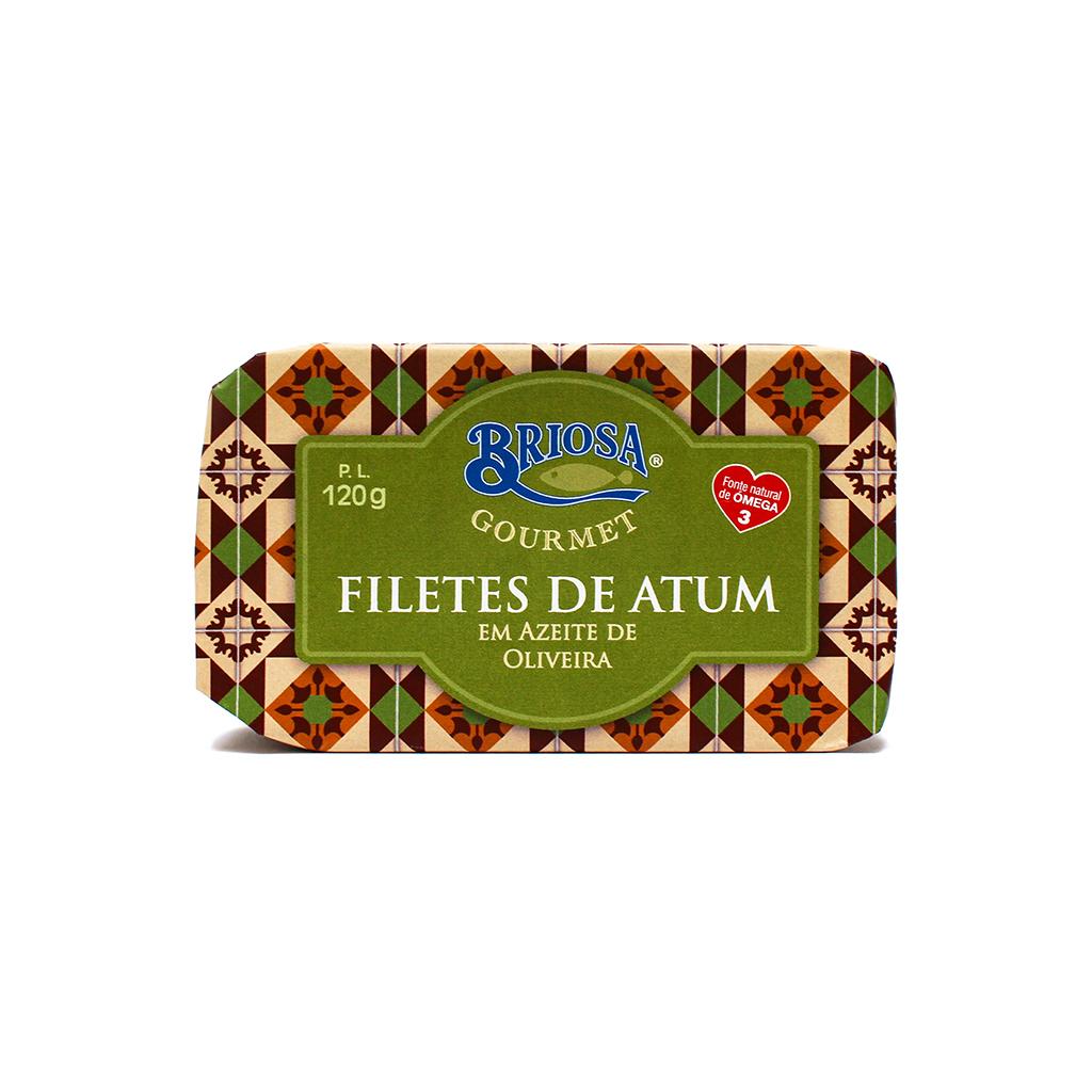 Briosa Gourmet - Filetes de Atum