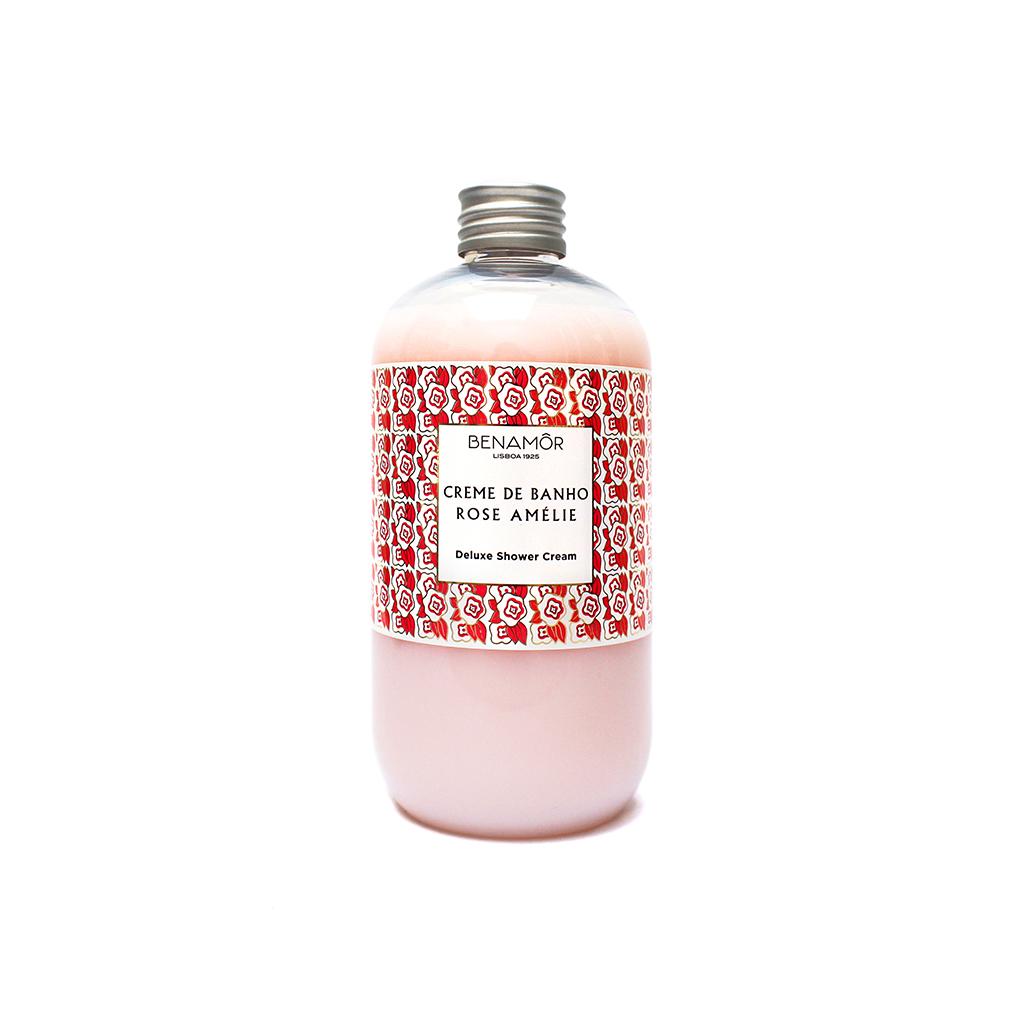 Benamôr - Creme de Banho Rose Amélie