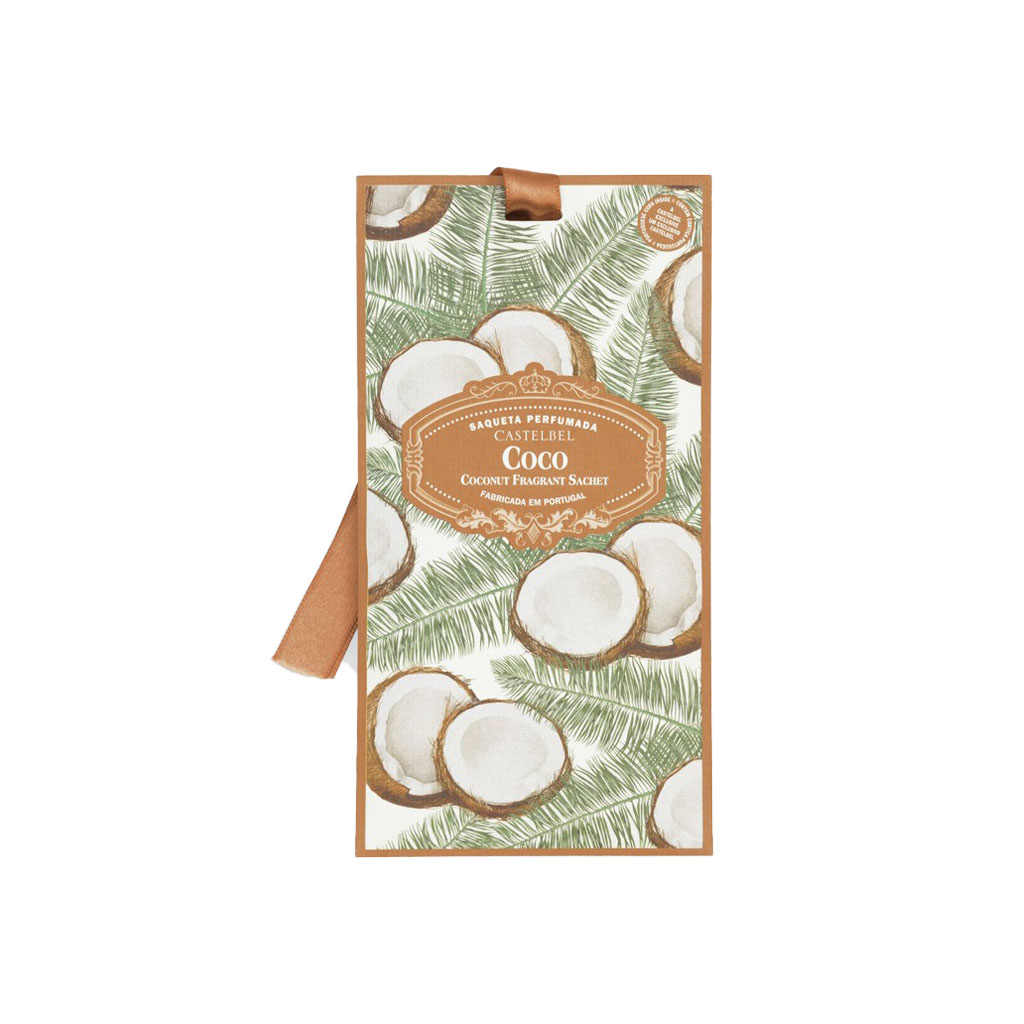 Castelbel - Saqueta perfumada Coco