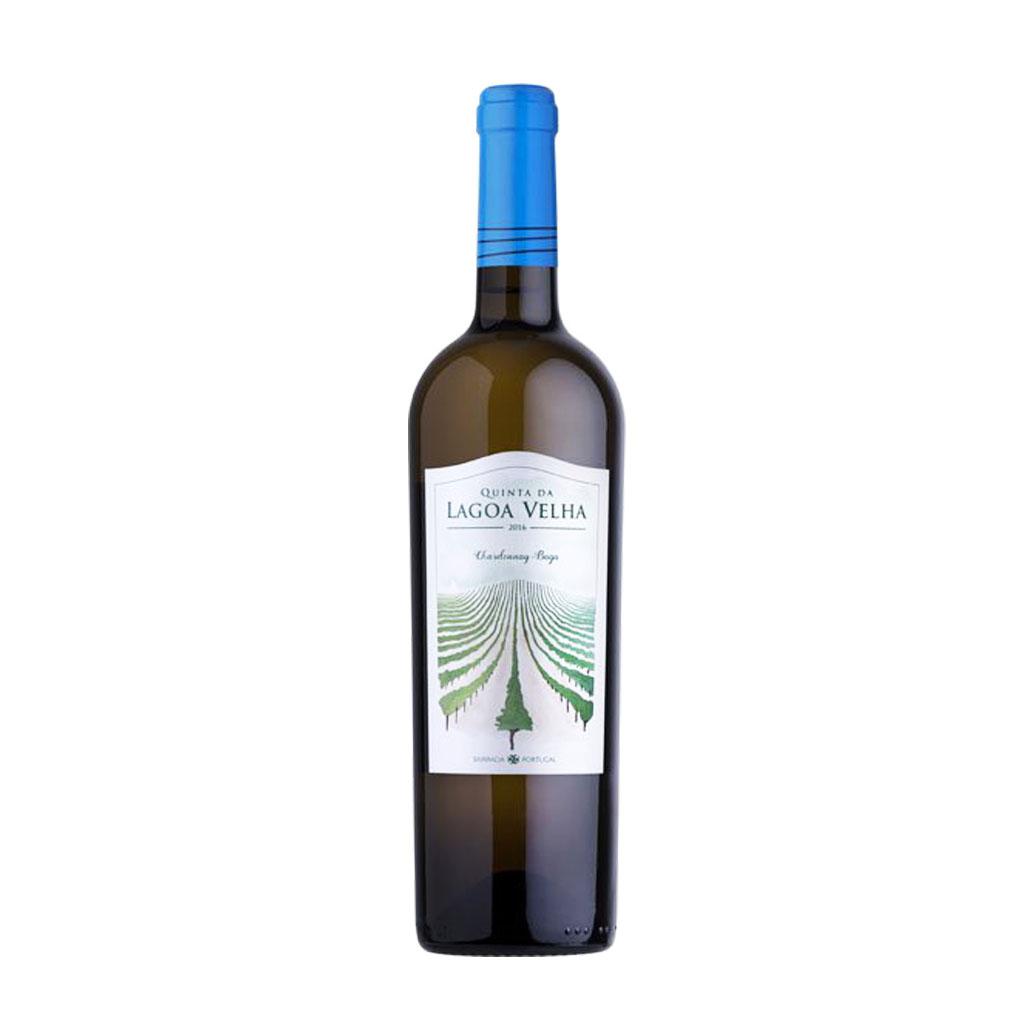 Quinta da Lagoa Velha - Vinho Branco Chardonnay Baga