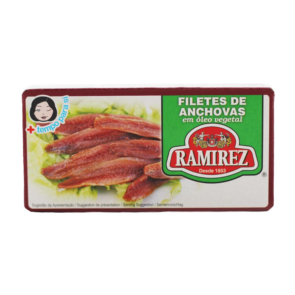 Ramirez - Filetes de Anchovas