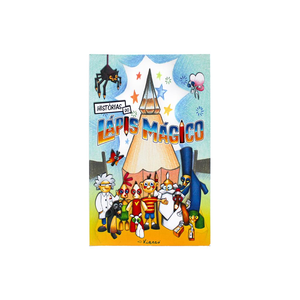 Viarco - Livro Histórias do Lápis Mágico