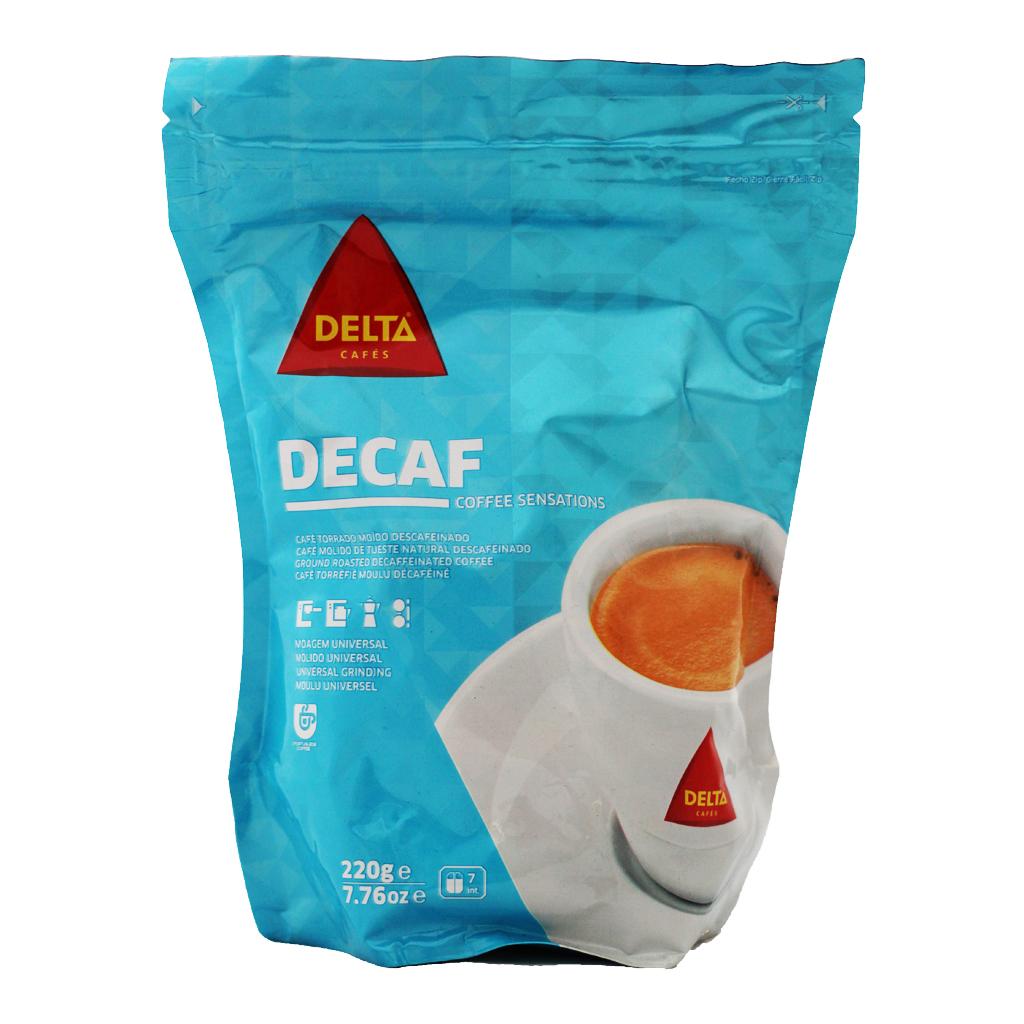 Delta - Descafeinado Moagem Universal