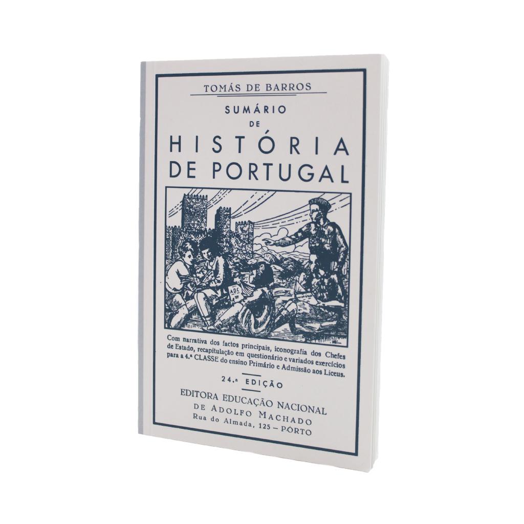 Editora Educação Nacional - Sumário de História de Portugal