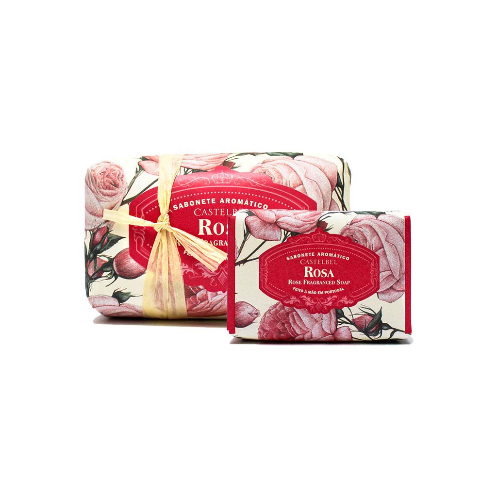 Castelbel - Sabonete Aromático Rosa
