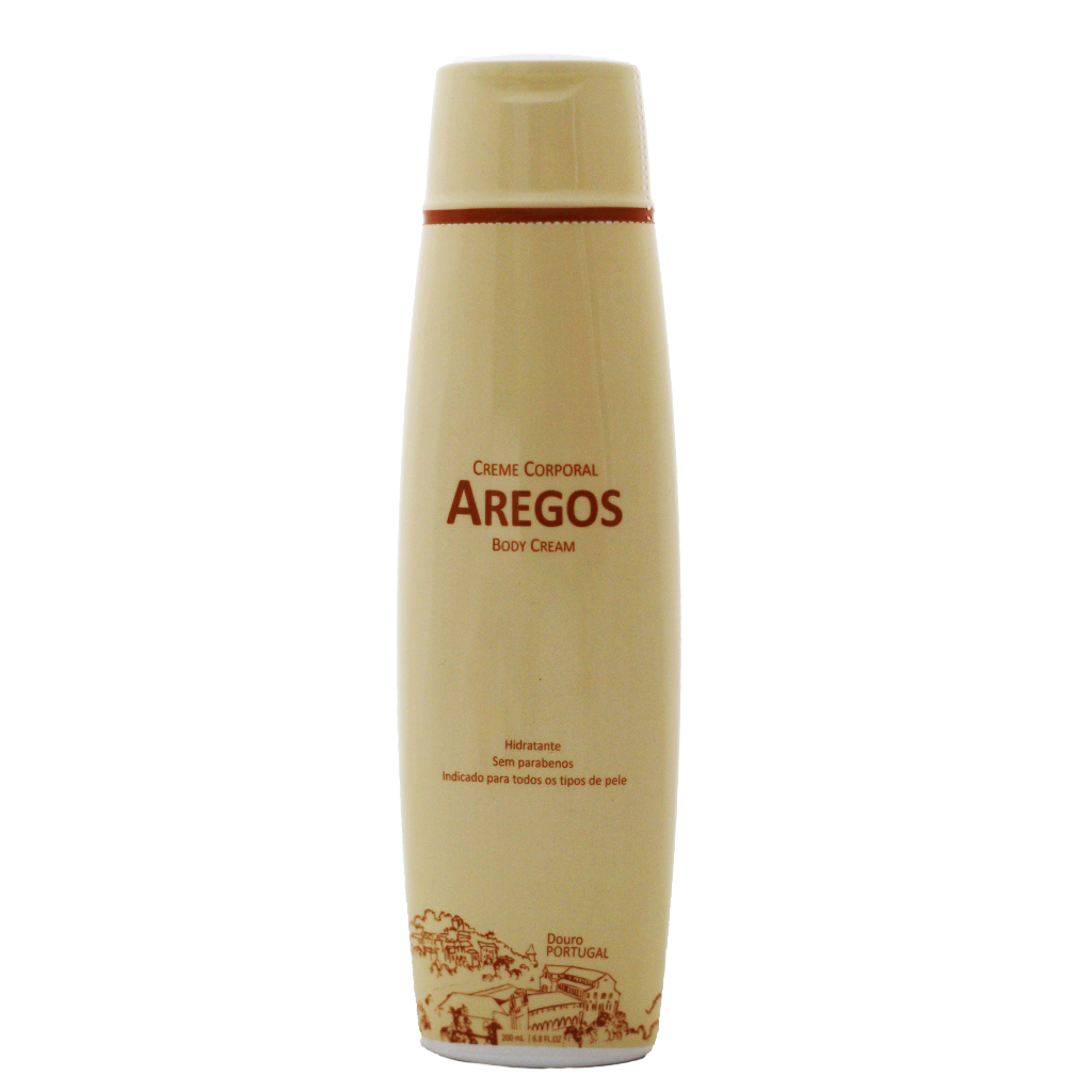 Aregos - Creme Corporal