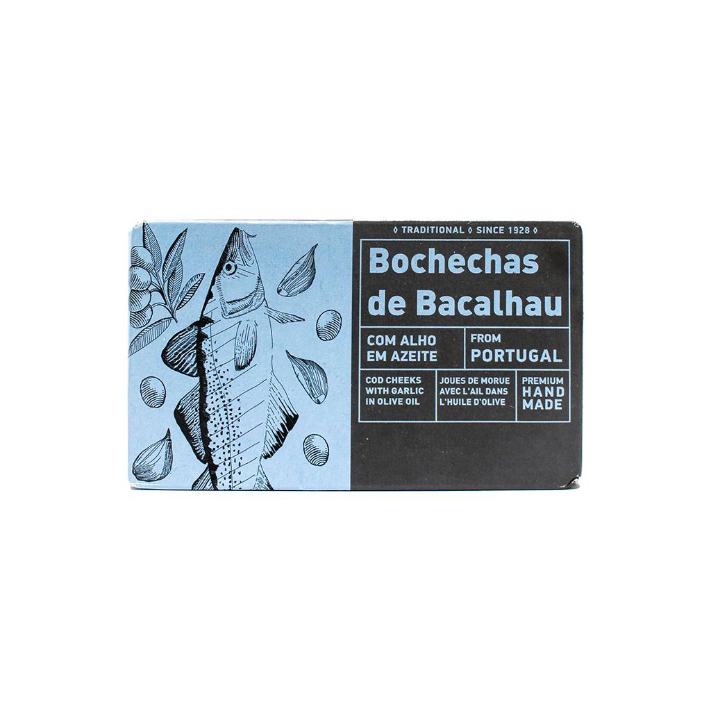EPA - Bochechas de Bacalhau