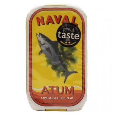 Conservas Nero - Filetes de Atum Naval c/ Algas