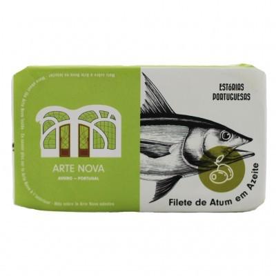 Estórias Portuguesas -  Filete de Atum em Azeite