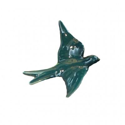 Artesanato - Andorinha em Cerâmica