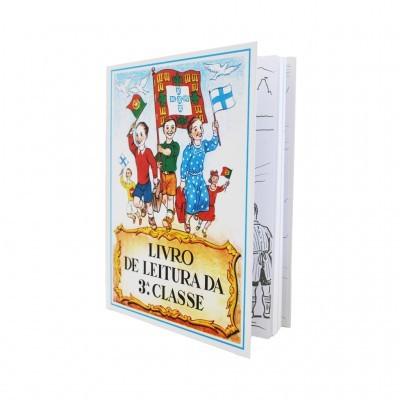 Editora Educação Nacional - Livro de leitura da 3ª. Classe