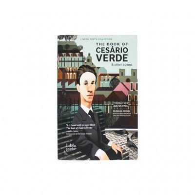 Lisbon Poets & Co - Livro de Cesário Verde e outros poemas
