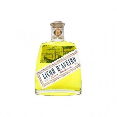 Licor D'Aveiro - Licor Tradicional Tangerina 500ml