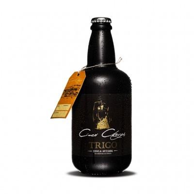 Cinco Chagas - Cerveja Artesanal Trigo