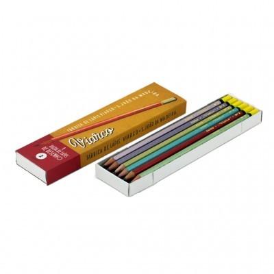 Viarco - Dúzia de Lápis Vintage