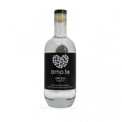 Licores Serrano - Dry Gin Amo.te