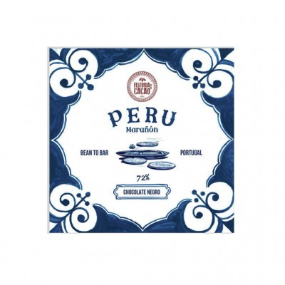 Feitoria do Cacau - Chocolate Negro 72% Peru Marañón
