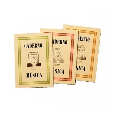 Publicações Serrote - Cadernos Música