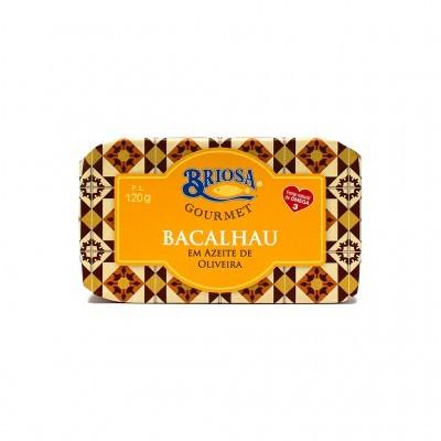 Briosa Gourmet - Bacalhau