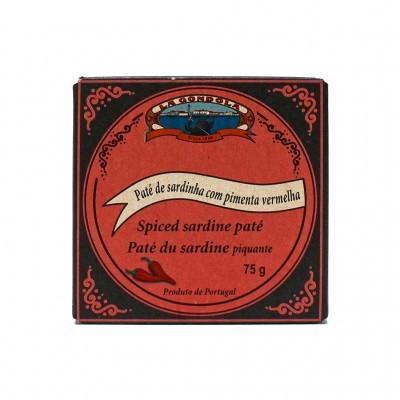 La Gondola - Paté de Sardinha com Pimenta Vermelha