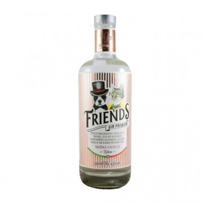 Portuguese Distillery & Friends - Gin Friends Premium Touriga Nacional