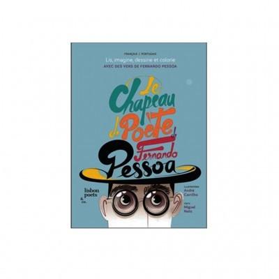 Lisbon Poets & Co - Livro O Chapéu de Poeta de Fernando Pessoa