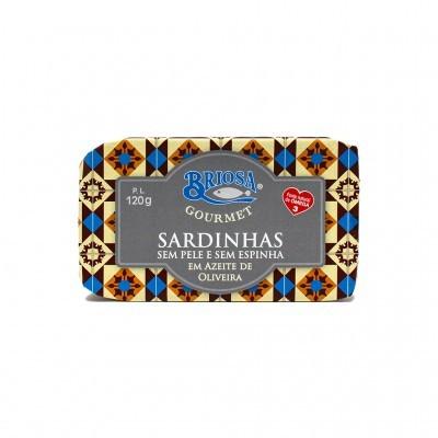Briosa Gourmet - Sardinhas e Petingas
