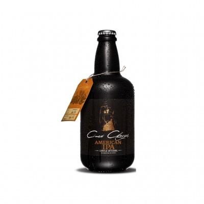 Cinco Chagas - Cerveja Artesanal American IPA