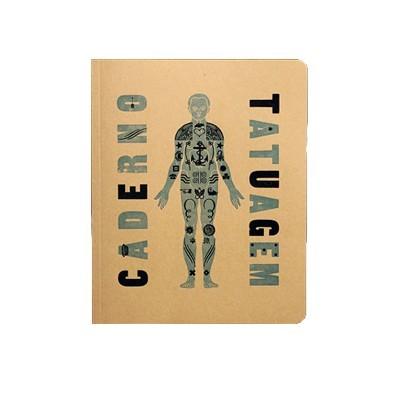 Publicações Serrote - Caderno Tatuagem