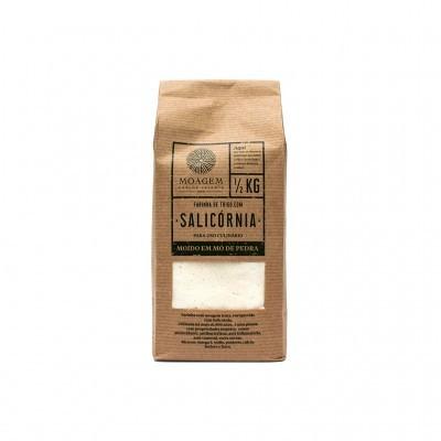 Moagem Carlos Valente- Farinha de Trigo com Salicórnia 500g