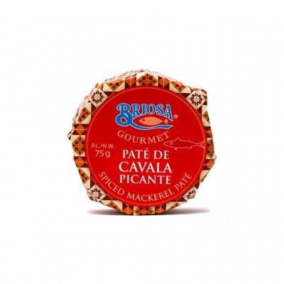 Briosa Gourmet - Paté de Cavala Picante