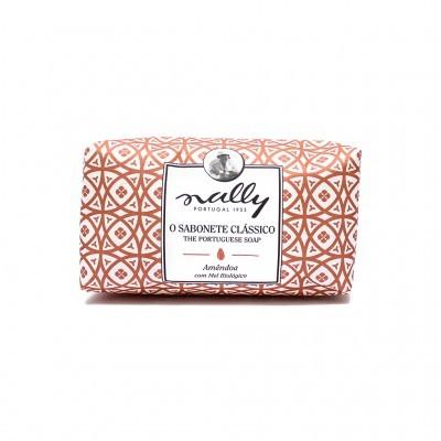 Nally - Sabonete Clássico Amêndoa