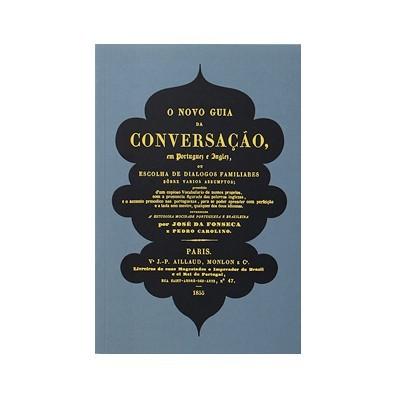 Publicações Serrote - Livro O novo guia de Conversação