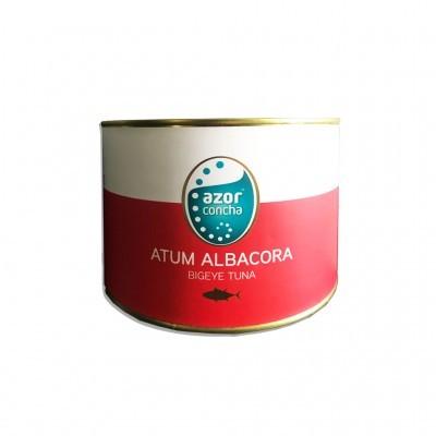 Azor Concha - Lombos de Atum Albacora