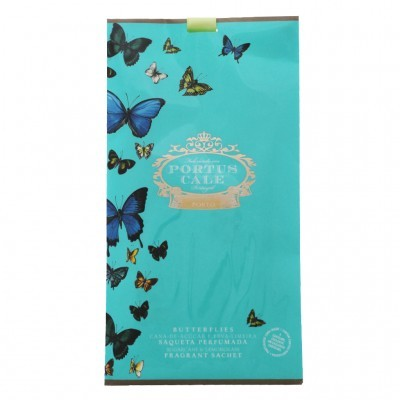 Castelbel Portus Cale - Saqueta Perfumada Butterflies