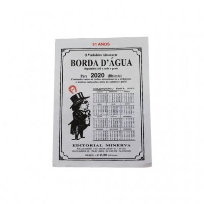 Editorial Minerva - Borda d'Água