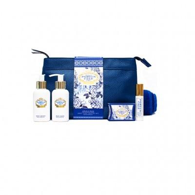Castelbel Portus Cale - Kit de Viagem Gold & Blue