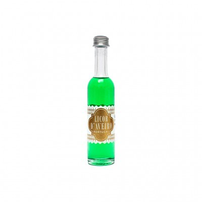 Licor D'Aveiro - Licor Tradicional Menta