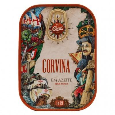 Comur - Corvina em Azeite