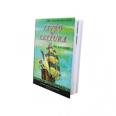 Editora Educação Nacional - Livro de Leitura para a 4ª Classe